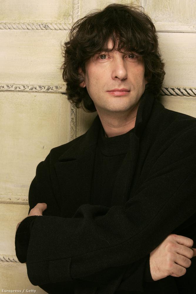 Neil Gaiman író, másokhoz hasonlóan, beleszületett a szcientológiába - apja angliai csúcsvezető volt