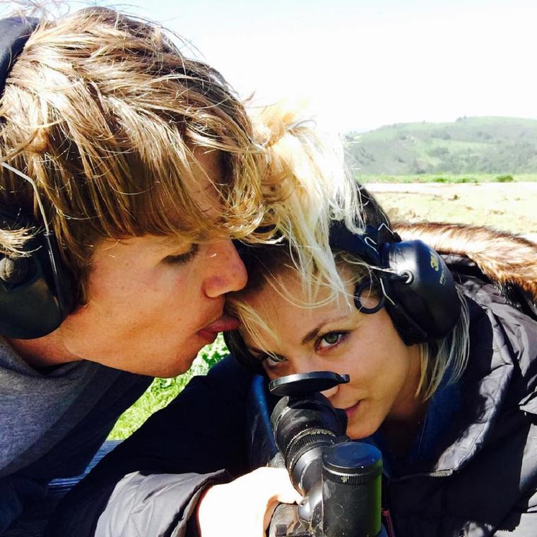 Kaley Cuoco viszonylag rövid házassága már egy ideje véget ért