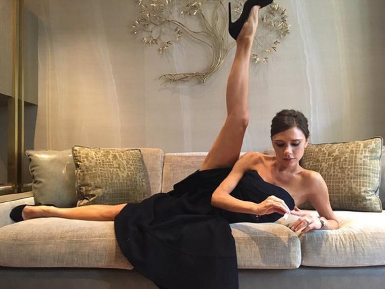 Az akrobatikus Victoria Beckhammel búcsúzunk