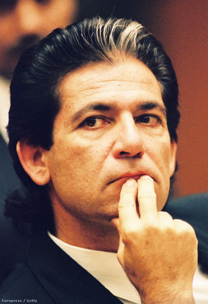 A Kalifornia állam és Orenthal James Simpson pere 1995 januárjétól egészen októberig tartott