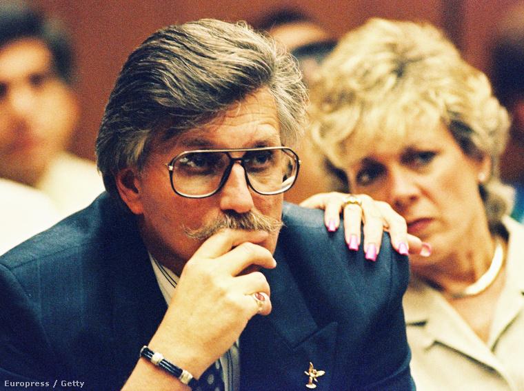 Ronald Goldman apja, Fred Goldman