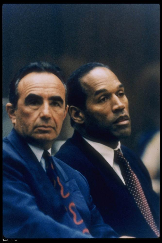 Robert Shapiro és O.J