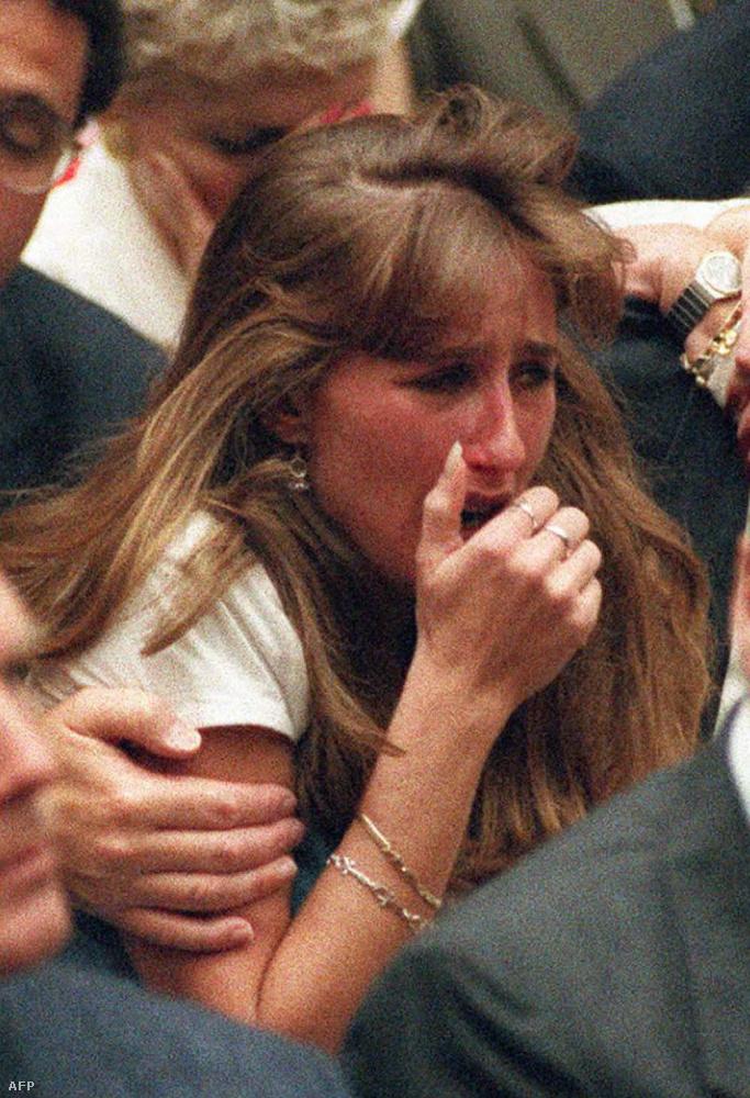 Ron Goldman nővére, Kim Goldman