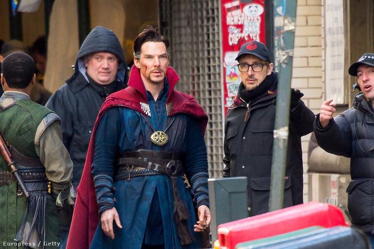 Benedict Cumberbatchnek igen.