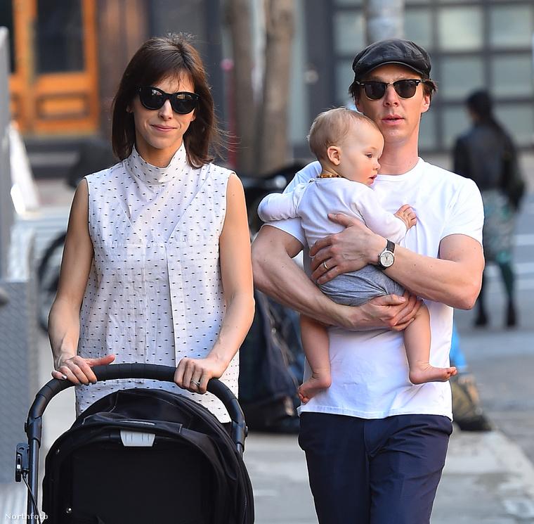 ...ez nem zavaró, ha a lényegre koncentrál: a kisbabára.