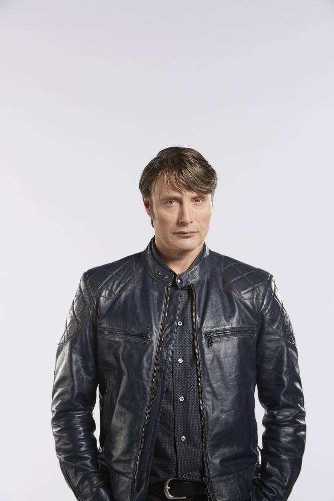 és így fotózták a Hannibal című sorozathoz.