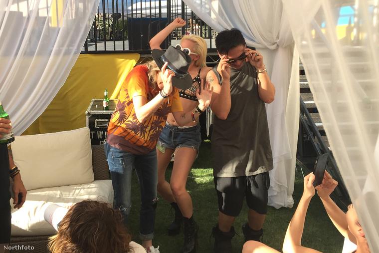 Lady Gaga és az ő hálós bikinije