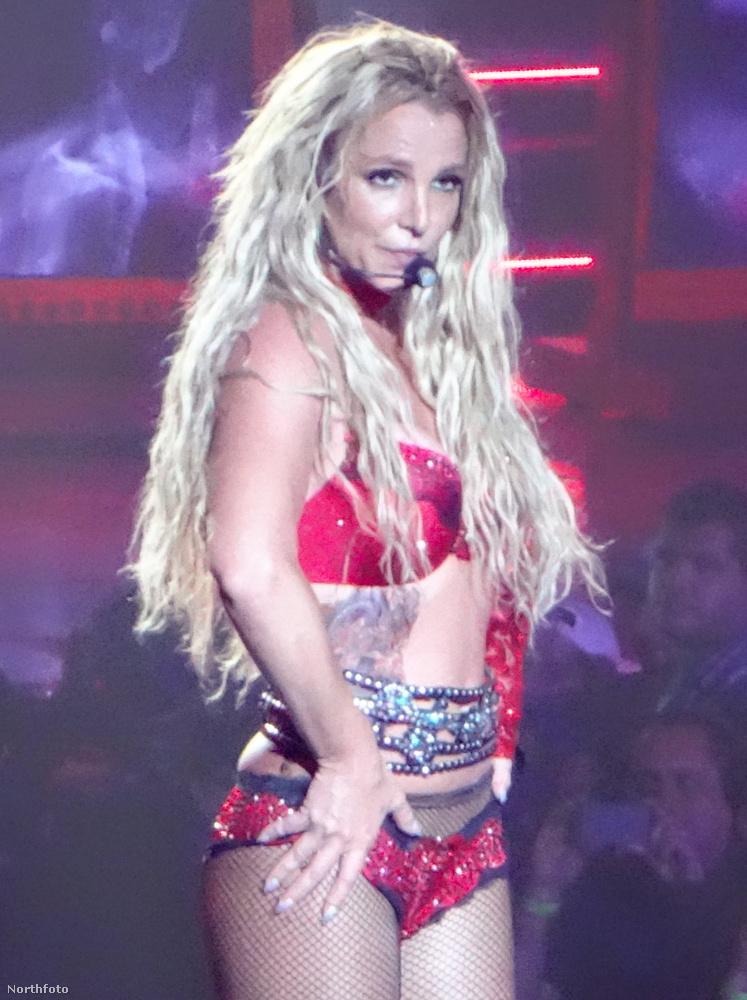 Spears is nagyon szexuális
