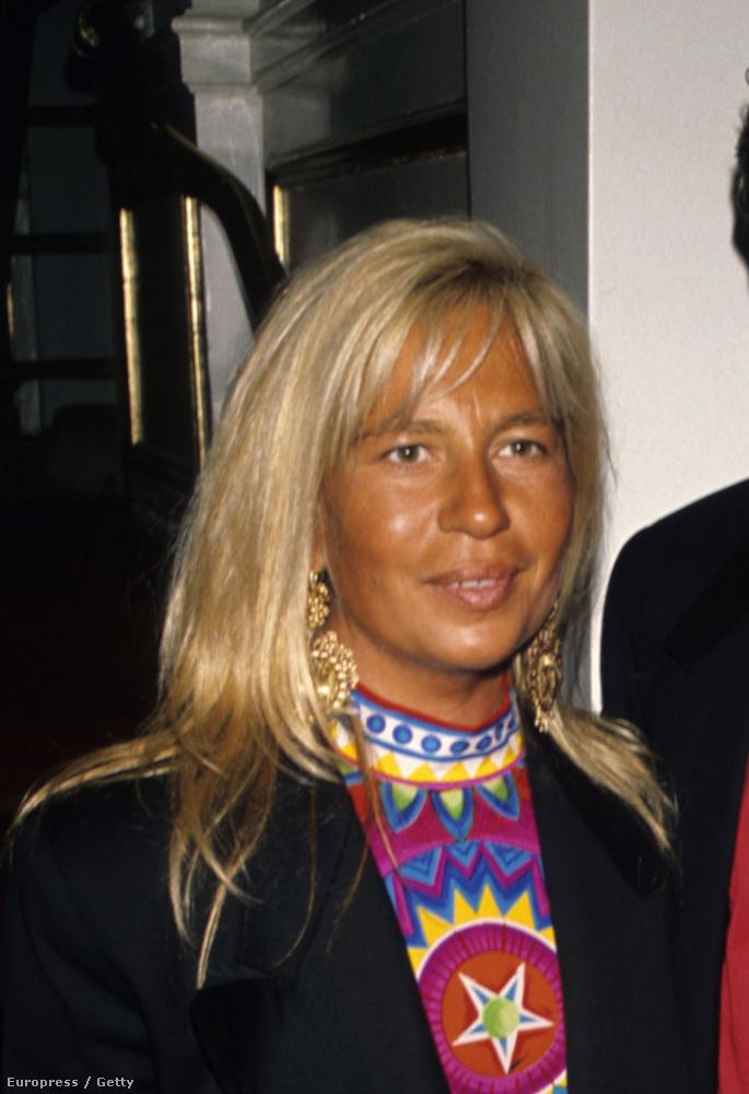Lássunk valaki mást: Donatella Versace így nézett ki a nyolcvanas években,