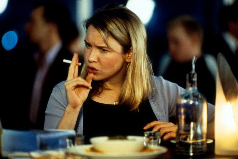 Akkor még Bridget Jones kereken, füstölve küzdött a pasikkal és a kilóival