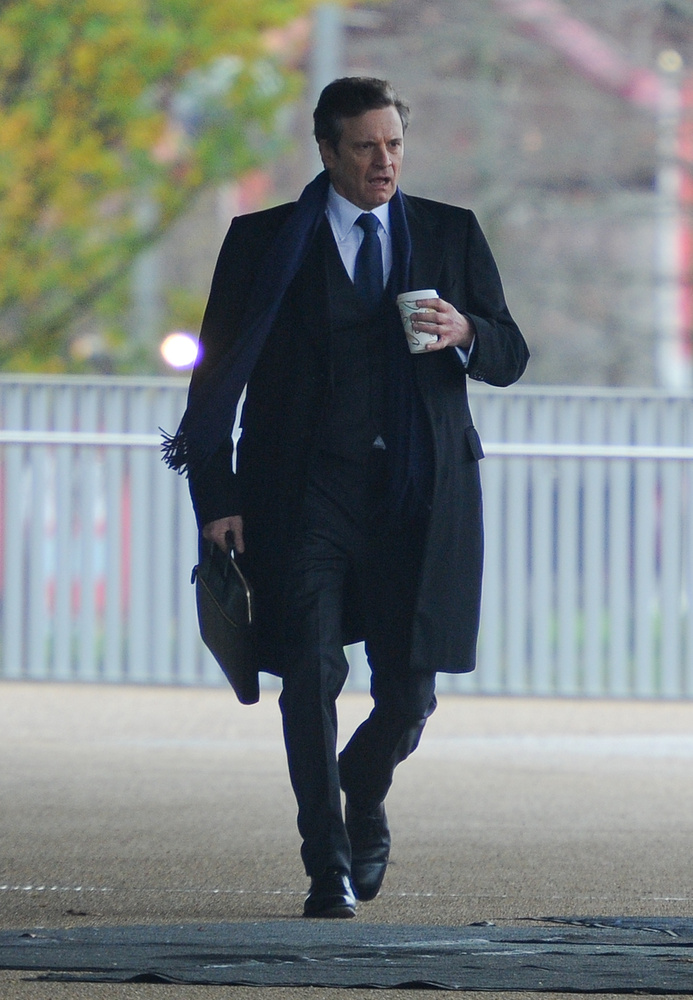 Mondjuk Colin Firth csak ne panaszkodjon!