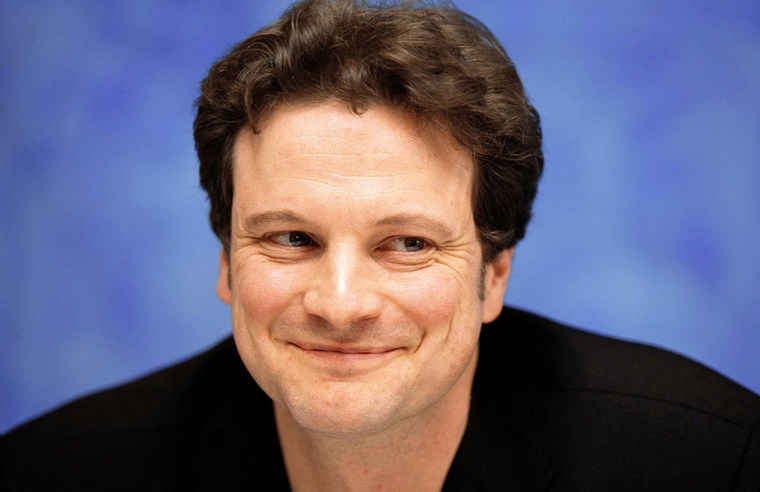 Colin Firth 2001-ben
