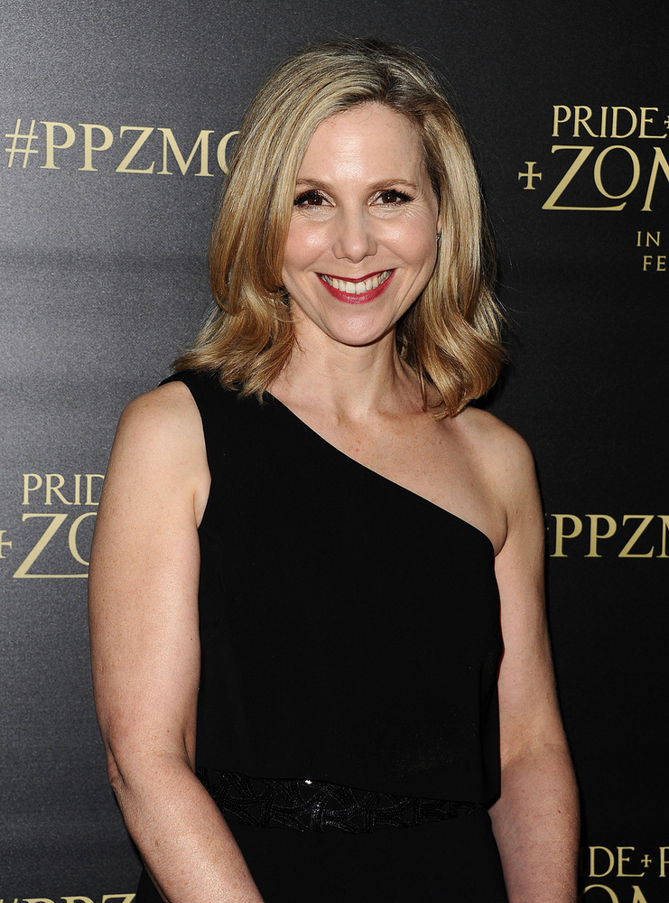 Shazza, vagyis Sally Phillips