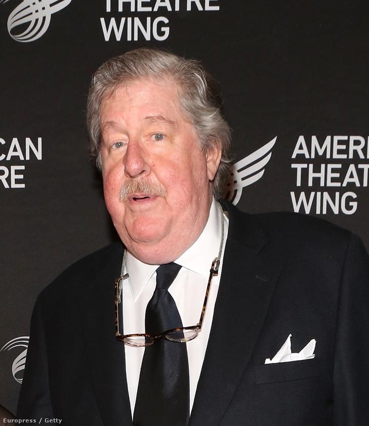 Richard Gilmore, azaz Edward Herrmann 2014-ben halt meg 71 éves korában