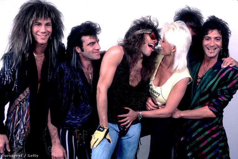 Akkora celeb, hogy a Bon Jovi...