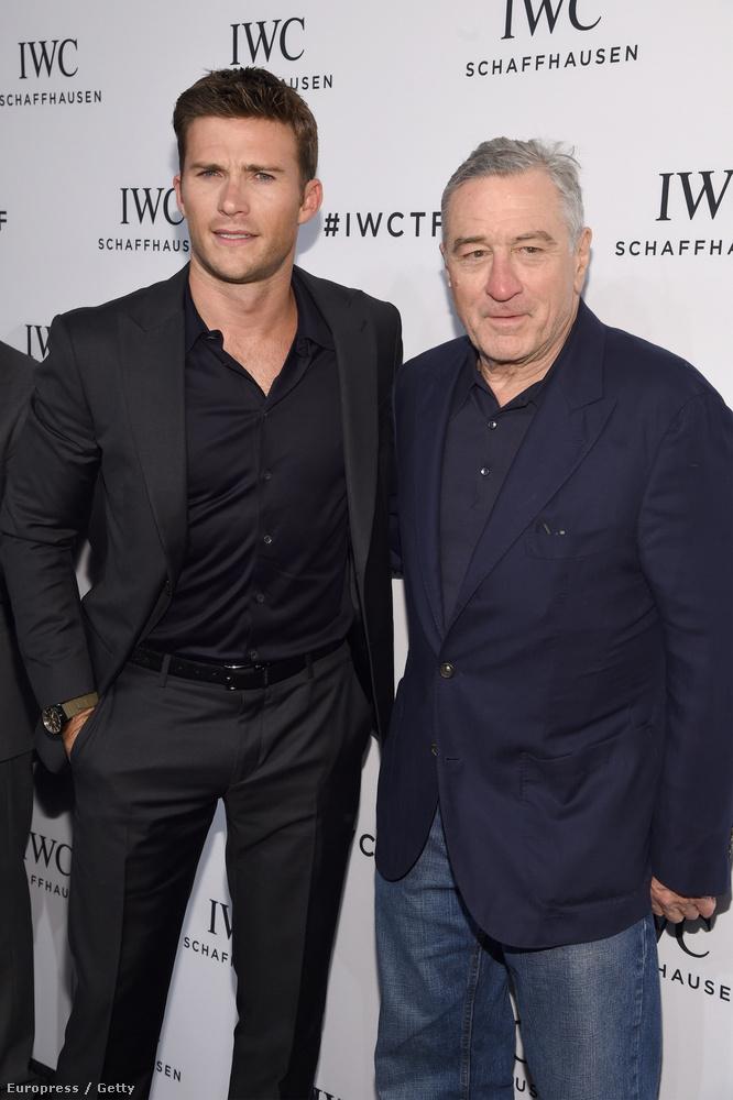 Scott Eastwood elég jól áll Robert De Nirónak