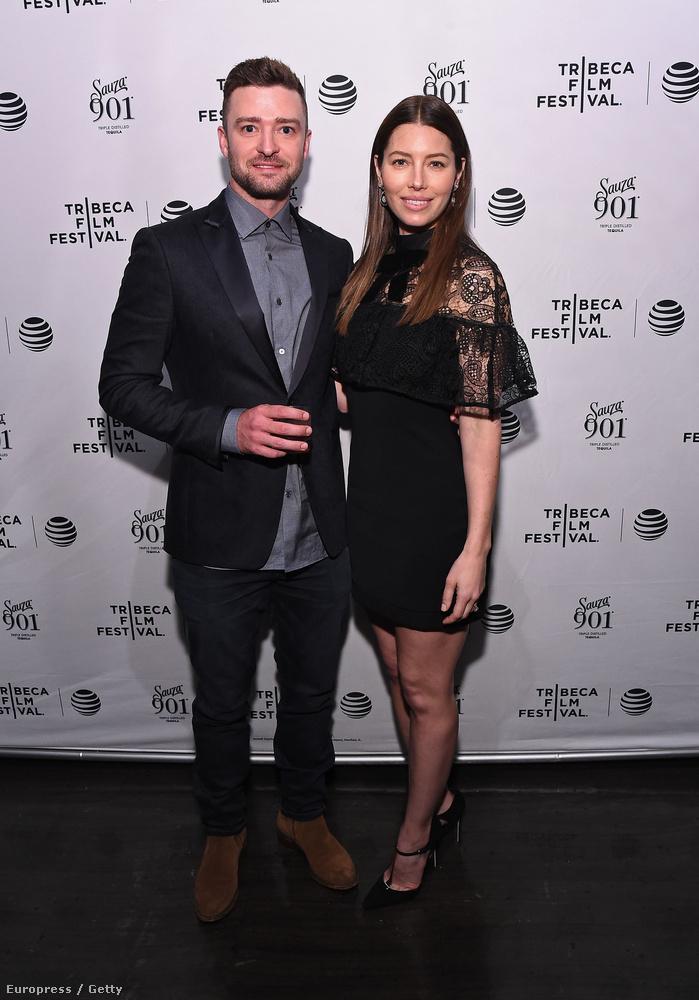 Jessica Biel és Justin Timberlake