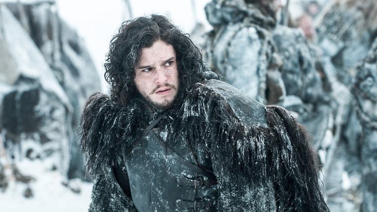 Jon Snow-val, vagyis a Trónok harcában őt alakító Kit Haringtonnel búcsúzunk.