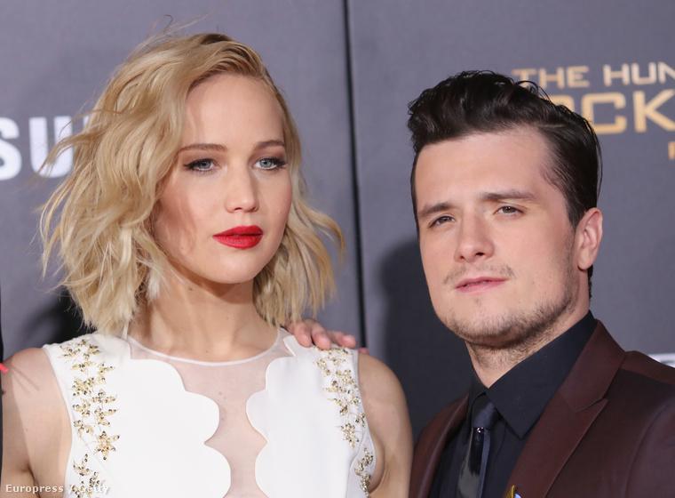 És a végére egy olyan pár, akiket nem a szerelem, hanem a hollywoodi szereposztó ügynökök hoztak össze