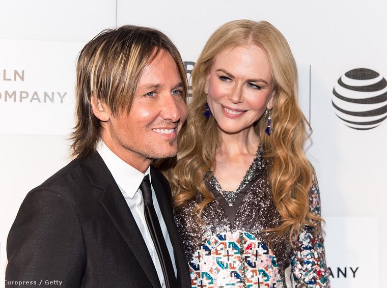 Na és Nicole Kidman mostani férje, Keith Urban?