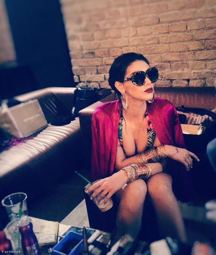 Kulcsár Edina nemcsak pasztellszínekbe öltözött jókislány tud lenni, megmutatta, mekkora Rihanna él benne