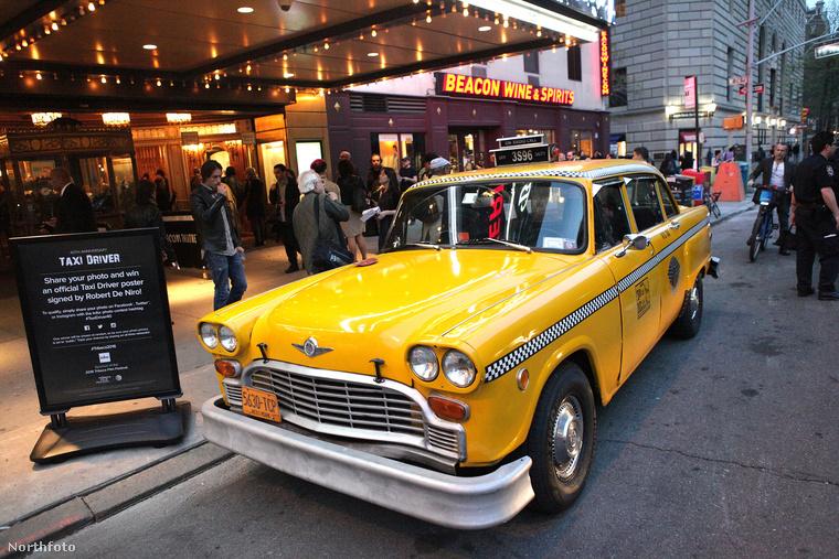 A Tribeca Filmfesztivál keretein belül emlékeztek meg a Taxisofőr 40