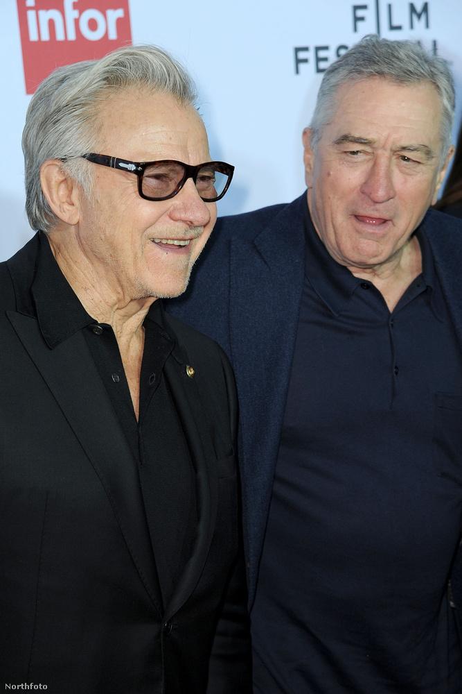 Harvey Keitel és Robert De Niro