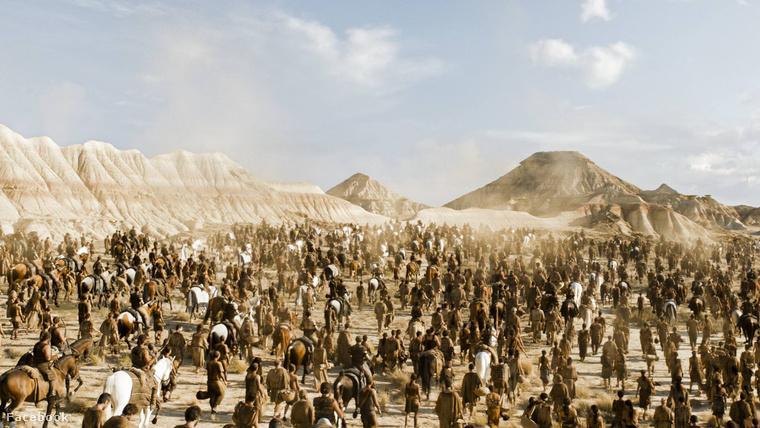 És egy sereg Dothraki