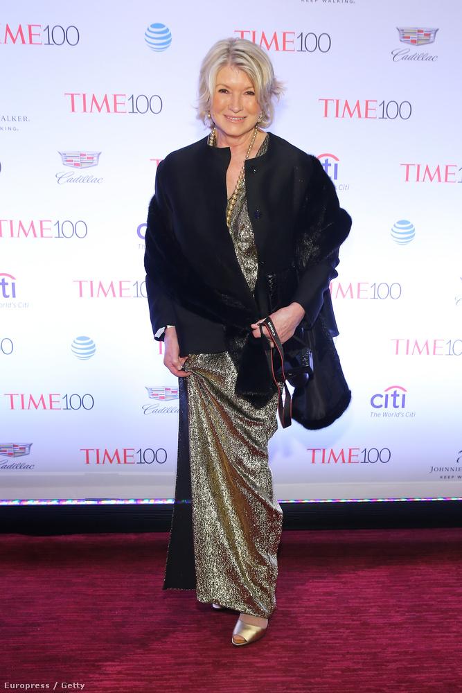Illetve Martha Stewart