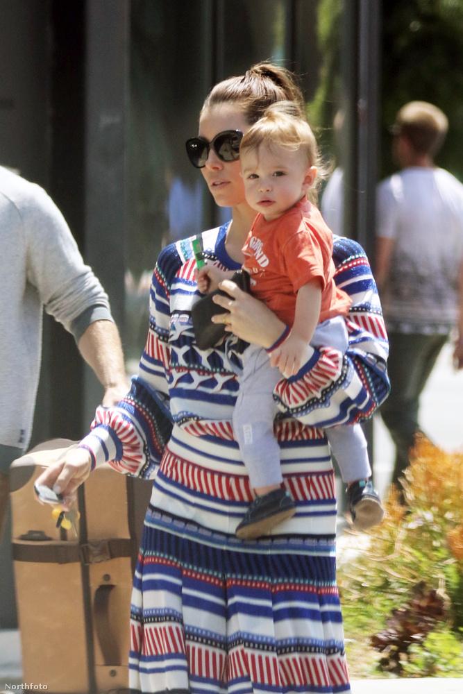 Silas Randall Timberlake pont ugyanannyit nőtt egy év alatt, mint más gyerekek szoktak.