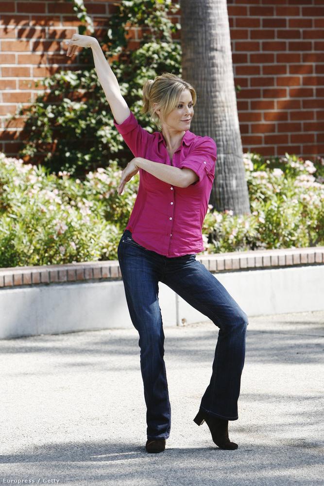 A túlmozgásos anyuka szerepében Julie Bowen