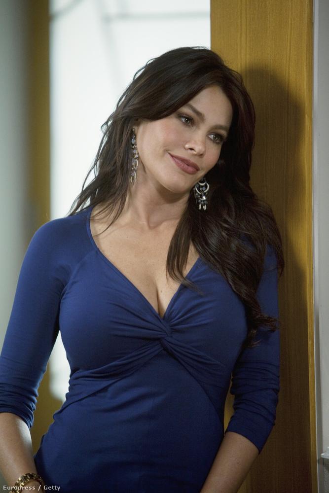 Ugye most jobb?Gloria Delgado-Pritchett karakterét mintha Vergarára öntötték volna