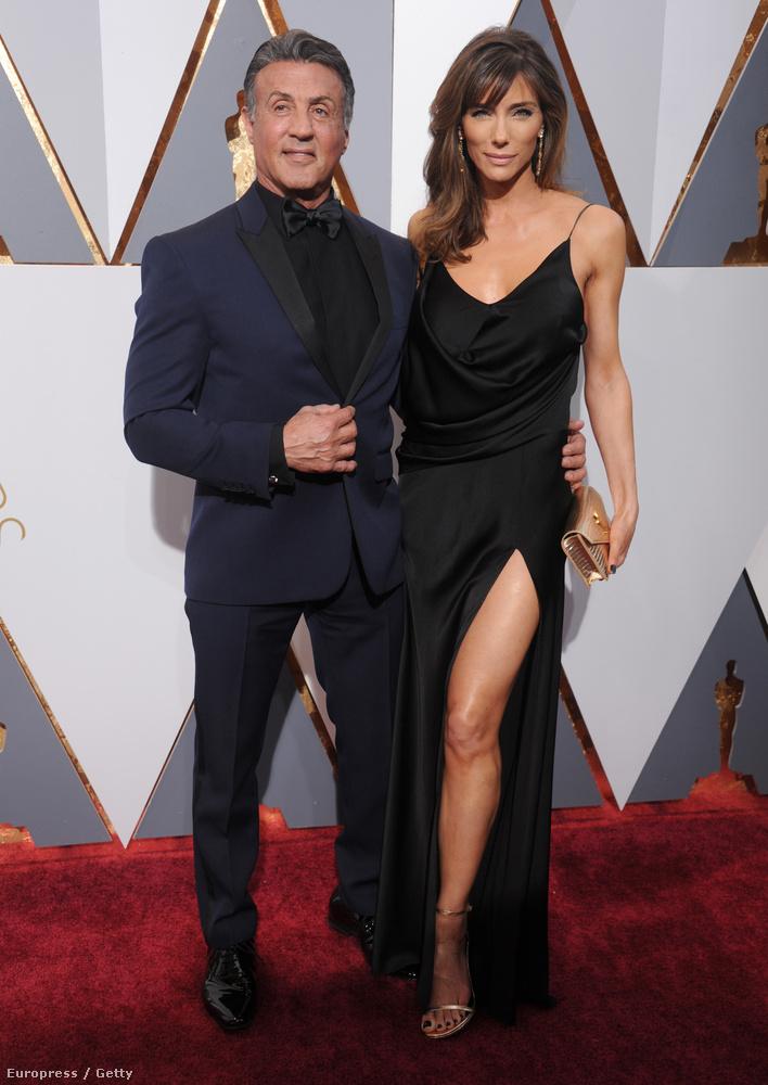 És így ment el az Oscar-díjátadóra, amelyen sajnos nem kapott díjat, de attól még érzi, mennyire szereti a közönség.