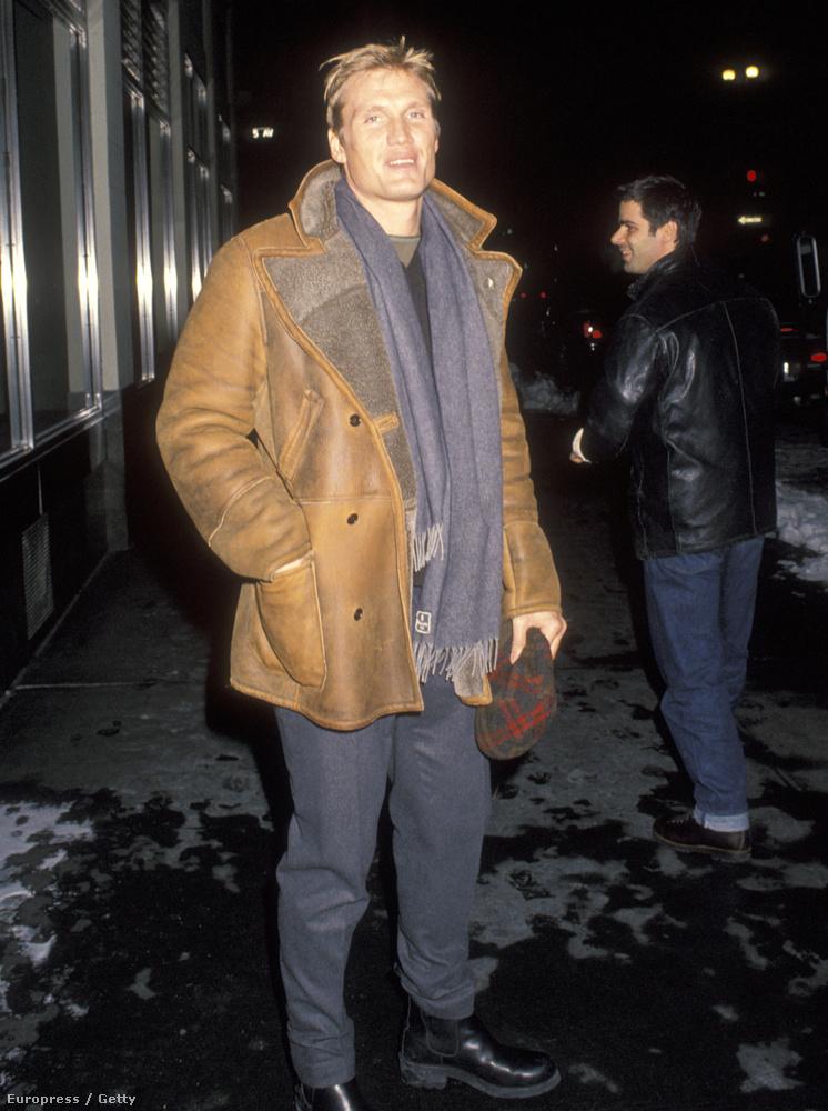 1995, micsoda arcél! Micsoda szett!