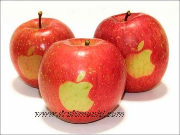 Nem egyedüli a piacon a pink alma