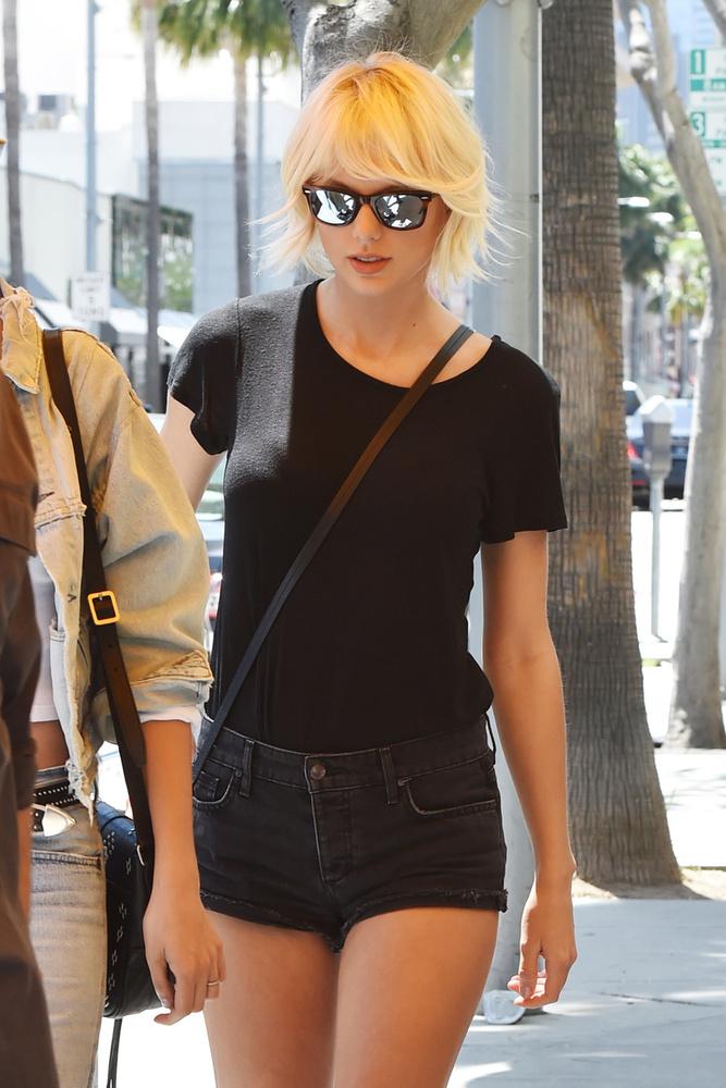 Taylor Swift rendesen kiszőkült