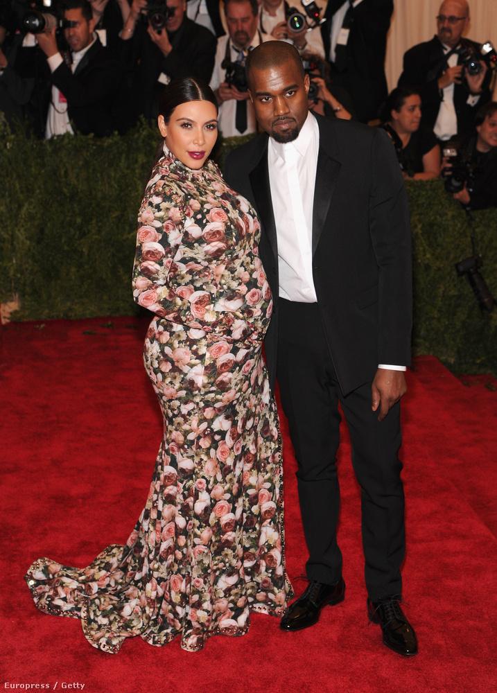 Kim Kardashiannél persze nehéz nagyobb katasztrófát elképzelni, aki így érezte magát punknak 2013-ban.