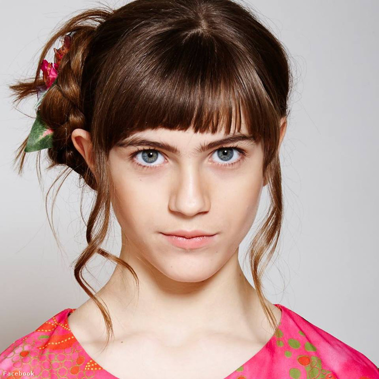 Octavia Alexandru gyerekszínész és táncos, 14 éves, és először a negyedik évadban tűnik fel a Trónok harcában