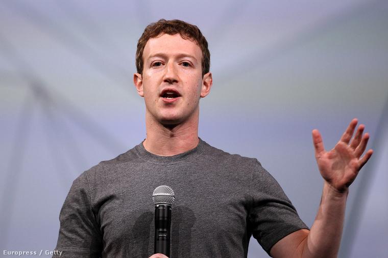 Mark Zuckerberg szürke pólója annyira a védjegyévé vált, mint Steve Jobsnak a fekete garbó