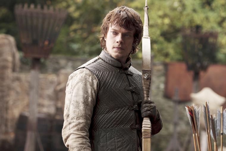 Theon Greyjoy? Egy fiú, akit Ned Stark magához vett, túszként, de úgy bánt vele, mintha saját fia lenne.