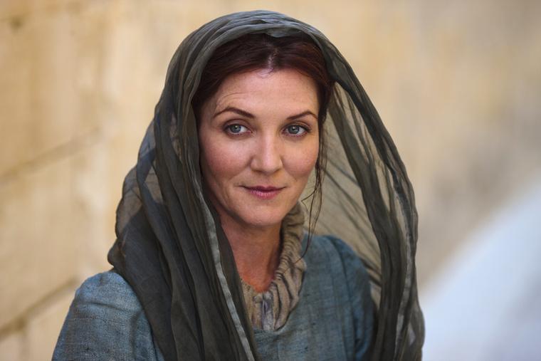 Nem baj, Catelyn annyira fifikás, majd összetartja a családot!