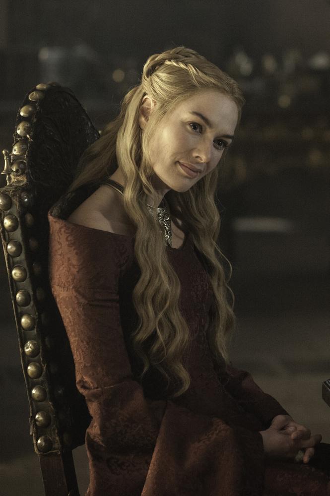 Nem baj, nővére, a gyönyörű, és hatalmas Cersei majd mindent megold!
