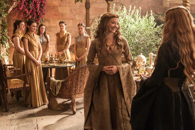 Margaery-á még Cersei, az anyósa hatalmát  is felülmúlta.