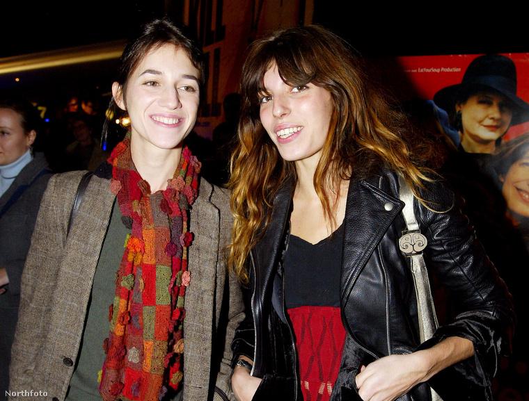 Charlotte Gainsbourg és Lou Doillon Jane Birkin lányai, és mindketten a megtestesült francia stílusikonok