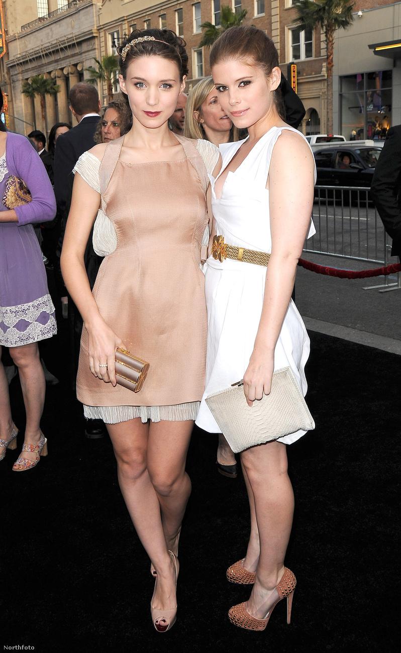 Rooney Mara és Kate Mara szintén testvérek, mindketten színésznők