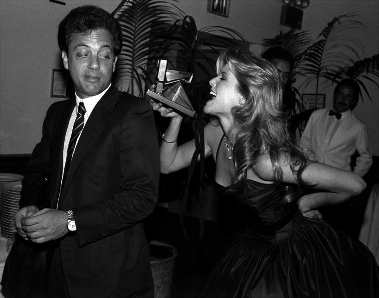 Billy Joelre emlékszik? Ő például Christie Brinkley párja volt