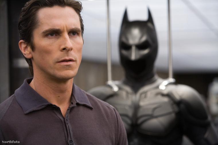 Christian Bale például lehet, hogy megmentette Gotham városát Batman-jelmezben, de amikor nem szuperakcióhős ruhában van, akkor csak egy hisztis színész