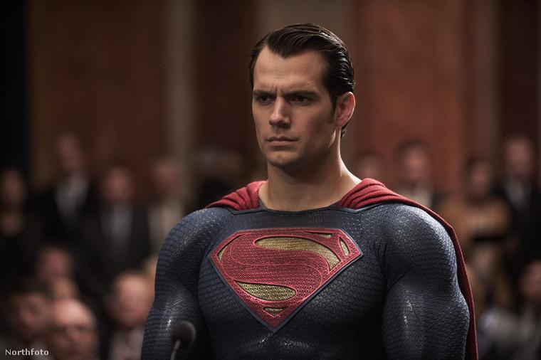 Az új Superman, Henry Cavill sem az a tökéletes valaki