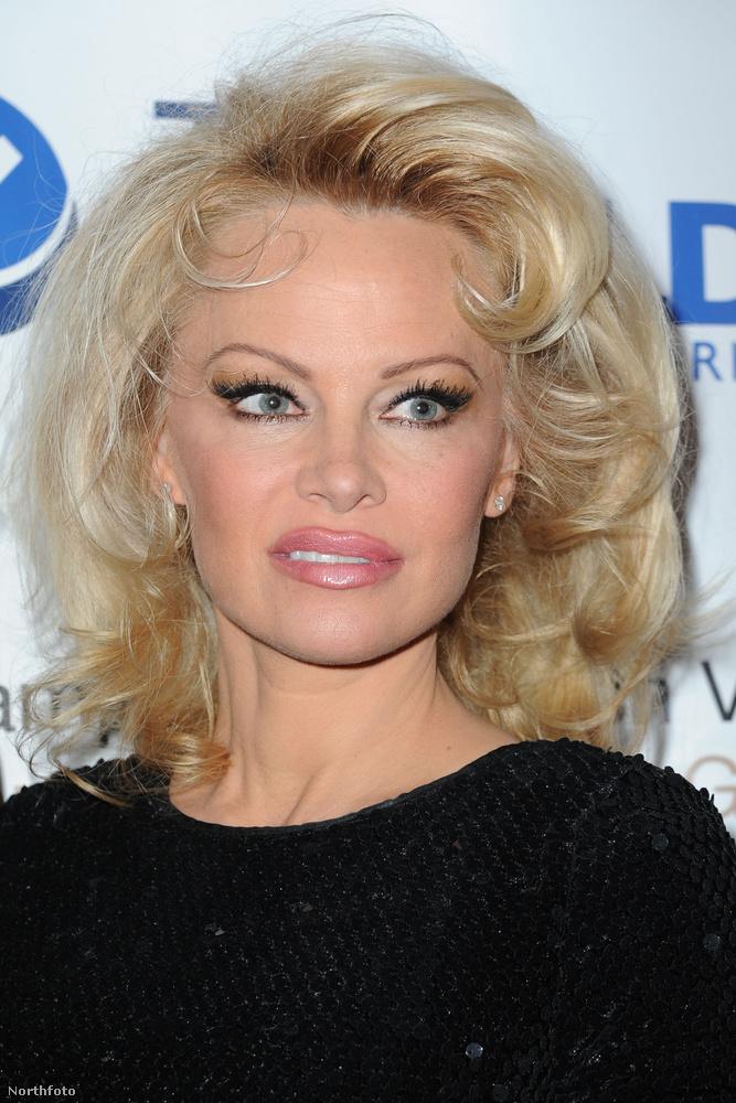 Pamela Anderson a 4
