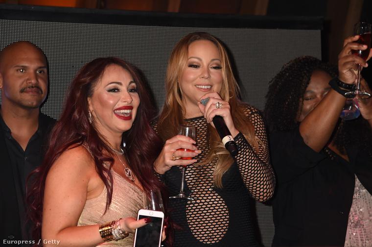 Mariah Carey nem lehet a 3-as számú, ez valami tévedés!